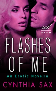 Flashes of Me Cynthia Sax Contemporary Erotic Romance