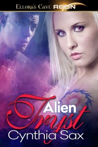 Alien Tryst by Moonbeam from Cynthia Sax