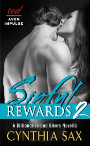 Sinful Rewards from Cynthia Sax