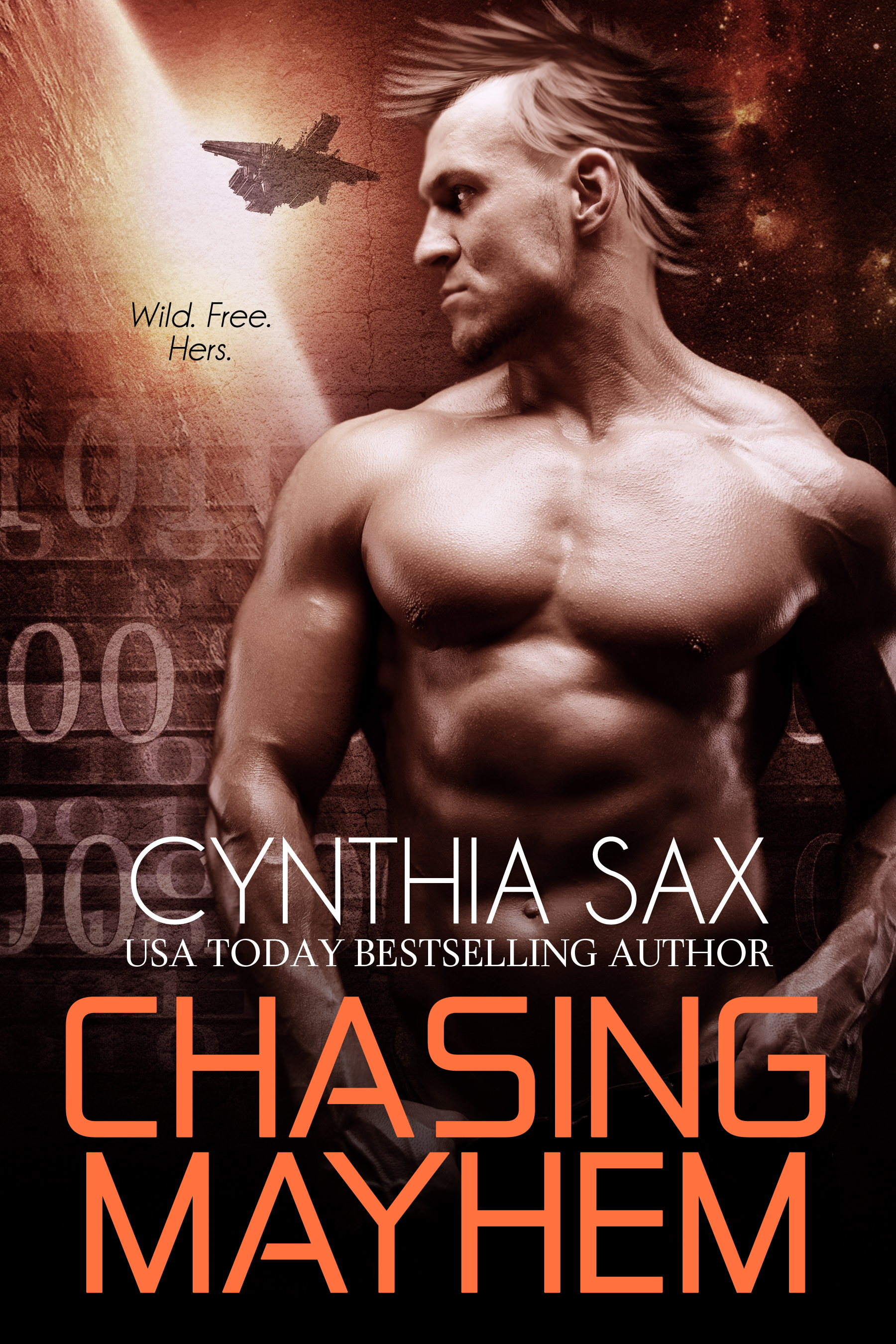 Chasing Mayhem from Cynthia Sax