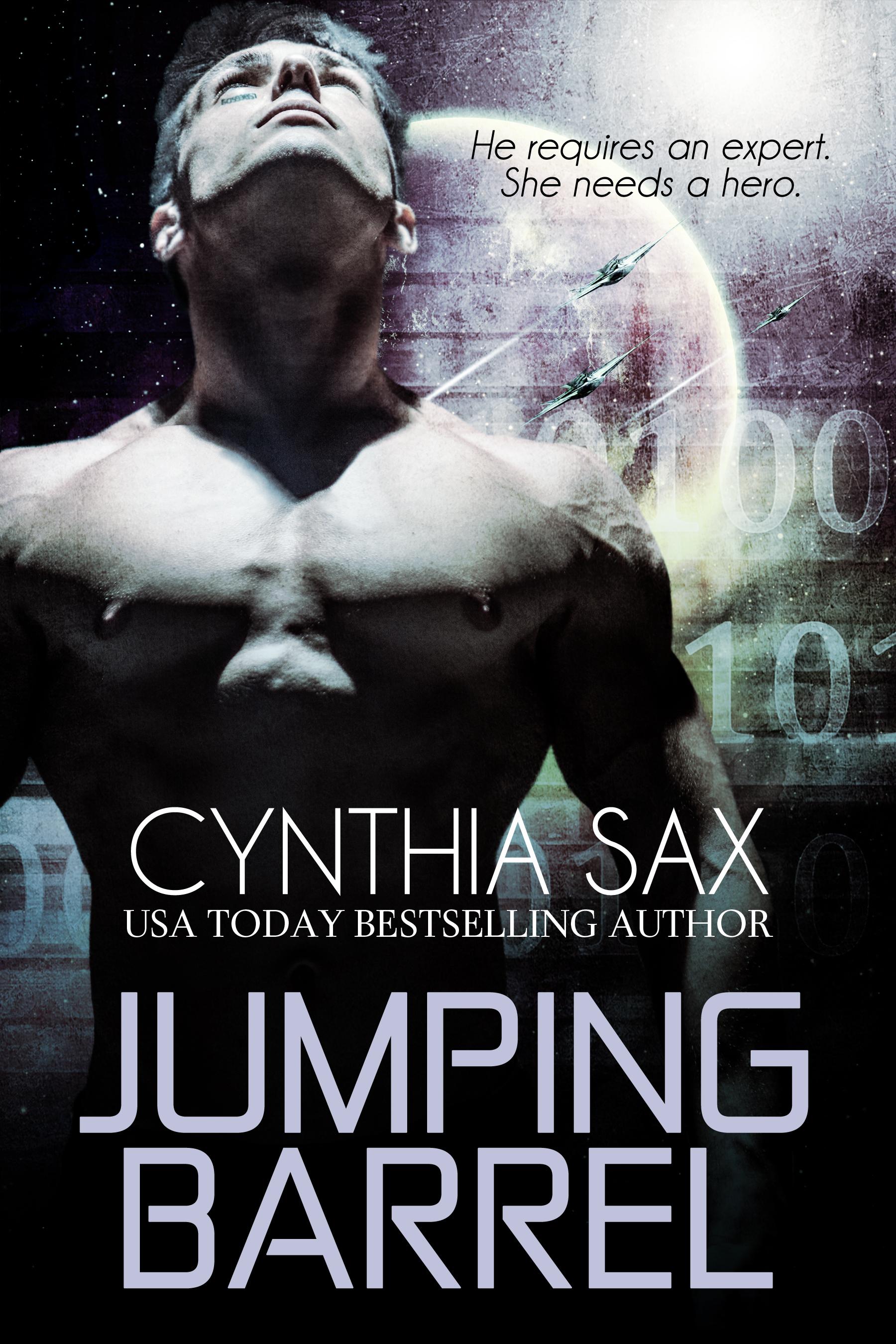 Cynthia Sax – Cyborg Sizzle