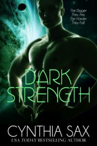 Dark Strength Alien Romance
